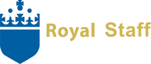 Логотип компании Royal Staff